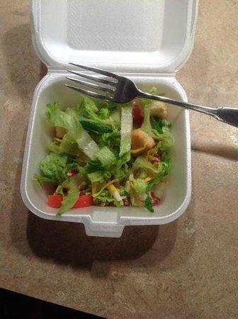 Boulevard BBQ : Hand Chopped Salad