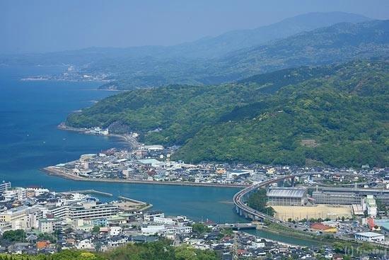十万山公園展望台 - Picture of Mt. Juman Lookouts, Amakusa ...