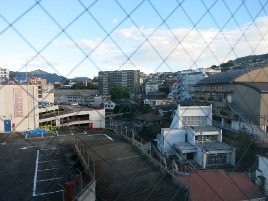 Sasebo Washington Hotel : view