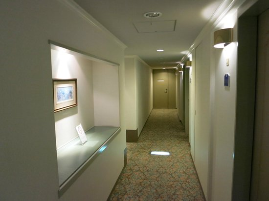 Sasebo Washington Hotel : pathway