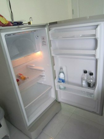 Grandma Kaew House : Big Fridge
