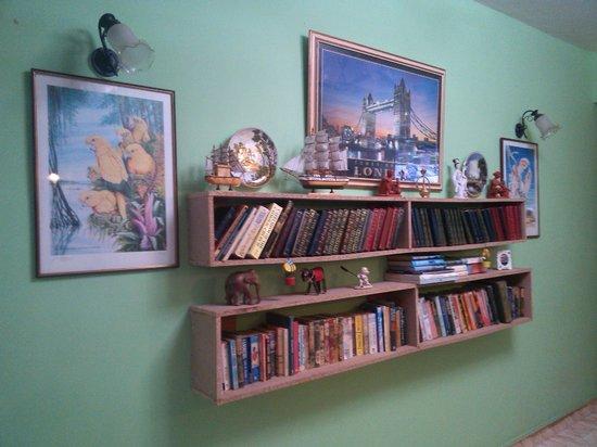 Willows Elite Resort : Library