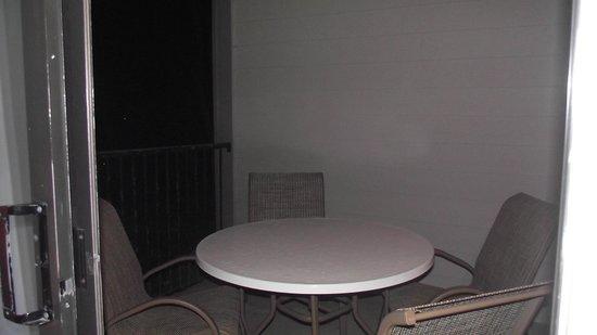 Laurel Crest : balcony