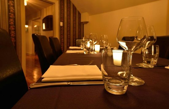 Chantellinis Restaurant and Cafe: Jazz Room - Private Dining Room