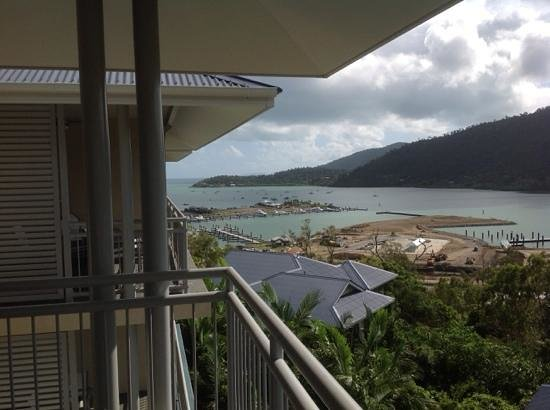 Peppers Airlie Beach: view
