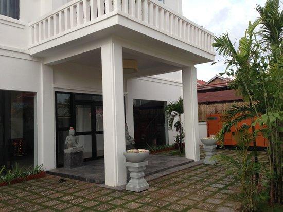 288 Boutique Hotel : Main gate