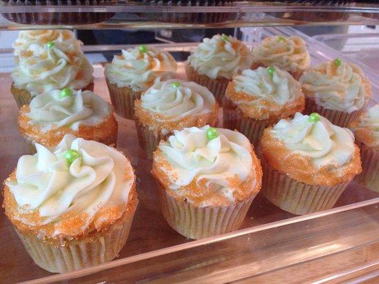 Bedford Cupcakes: Carrot cake