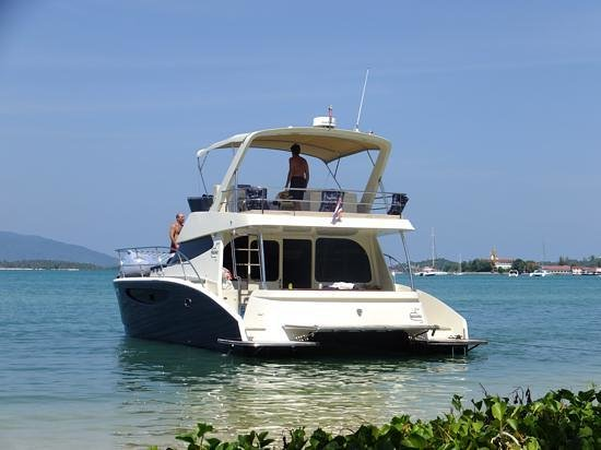 Thai Island Cruising : The Diamond