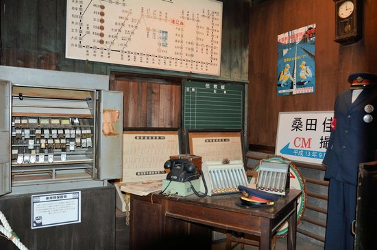 Railway History Museum : 展示品