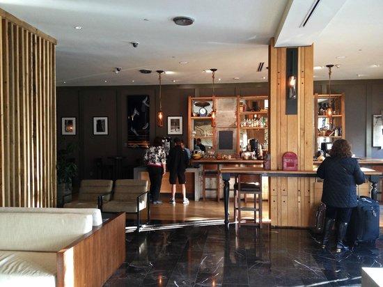 Andaz Napa: Lobby bar