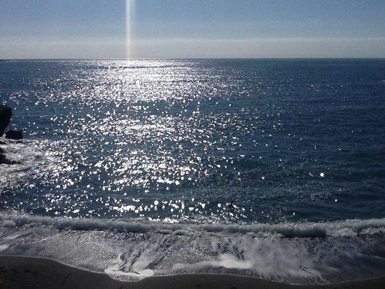Levanto Beach