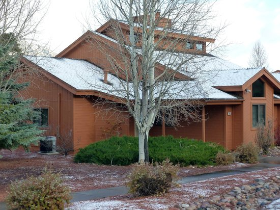 Wyndham Flagstaff Resort : 2 bdrm single level unit