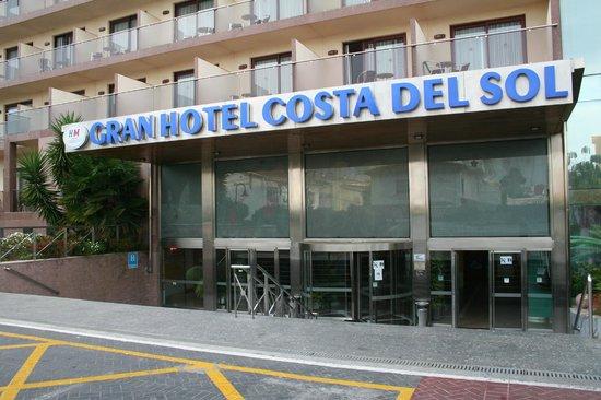 VIK Gran Hotel Costa del Sol : Hoteleingang