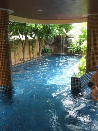 Nova Gold Hotel: Pool Area