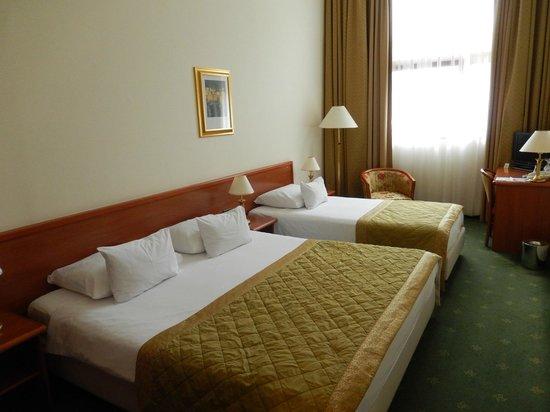 Hotel Globo: Room