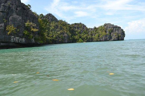 Century Helang Hotel: Boat trip