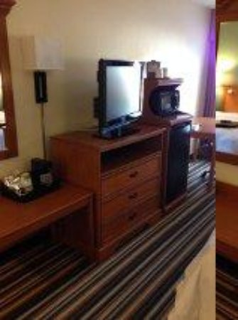 Hampton Inn and Suites Bayside Venice: new carpet