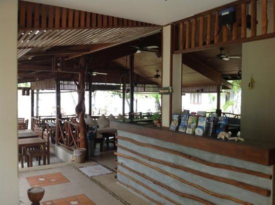 Sea Scene Resort: reception