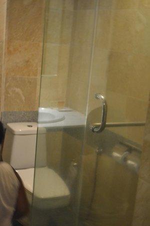 Hotel Helang Langkawi: Bathroom
