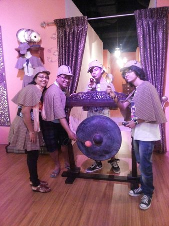 The Escape Hunt Experience Bangkok: Gong after the escape !!