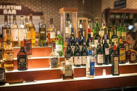 Pointe Orlando: Great drinks