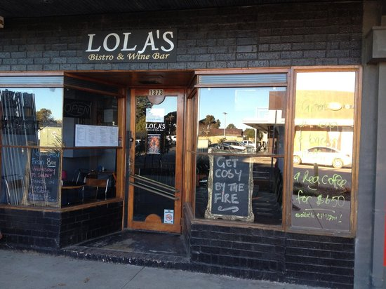 Foto de Lola's Coffee Shop