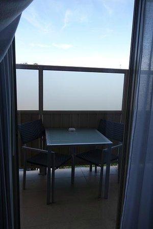 Quest Echuca: Claustrofobic balcony