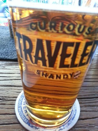 The New World Tavern : Why yes, I am a curious traveler.