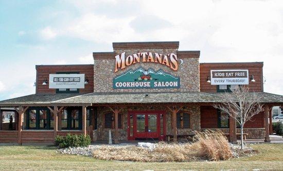 Montana's Cookhouse Saloon