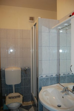 Apartments Grbesa : ванная комната