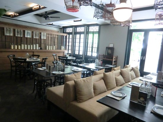 The Cabochon Hotel: Thai Loh Yeh Resturant