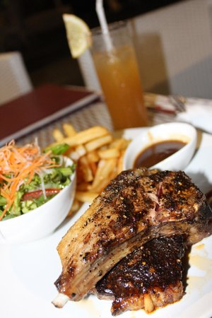 Oceans27 Bali : Steak