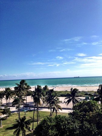 Suites At Congress Ocean Drive Hotel South Beach View
