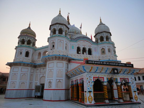 Panna, India: Prannath mandir