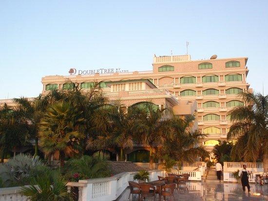 DoubleTree by Hilton Dar es Salaam-Oysterbay: Vistas del hotel