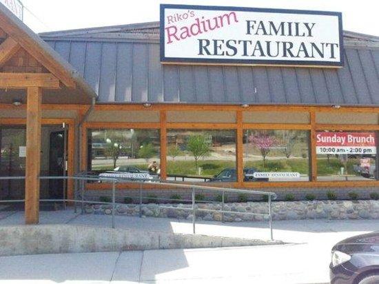 Riko's Radium Family Restaurant Photo