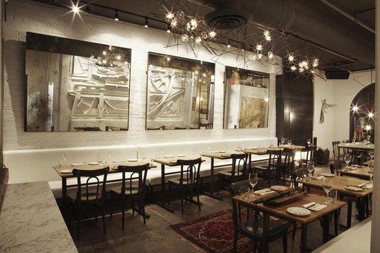 Smith toronto downtown menu prices restaurant