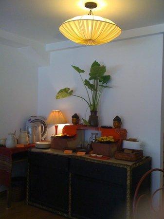 Maison d'Orient: Breakfast