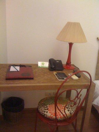 Maison d'Orient: Lemongrass Room
