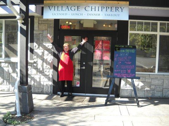 Village Chippery Foto
