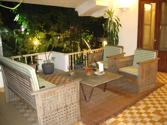 Villa Langka: Balcony room 4