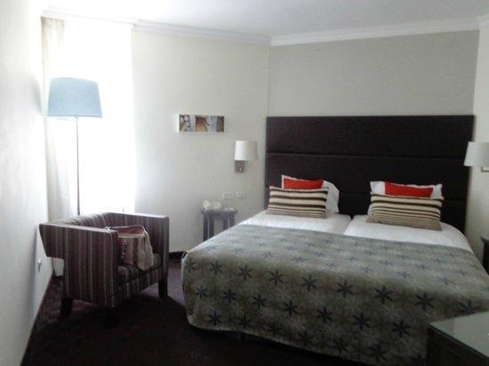 Metropolitan Hotel : Одноместный стандарт 14 этаж