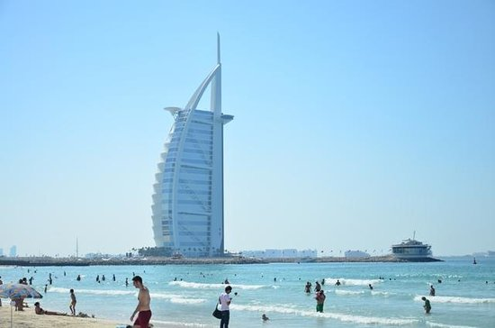 Arabernes Tårn (Burj Al Arab)