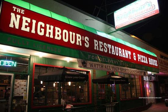 Neighbours Restaurant and Pizza House