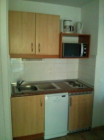 Apartamentos Maeva Ciboure Soko Eder: cuisine
