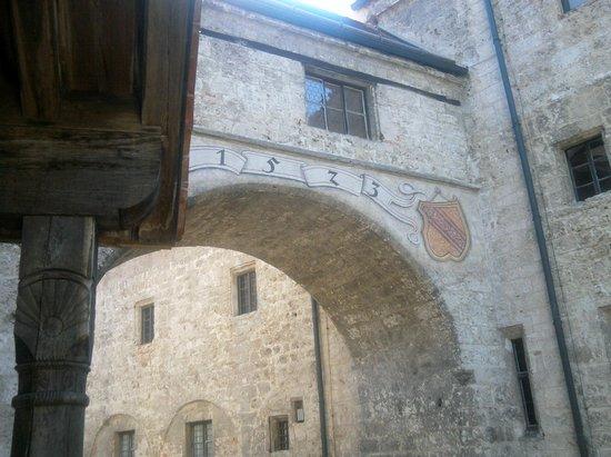 Burg zu Burghausen: kinda old