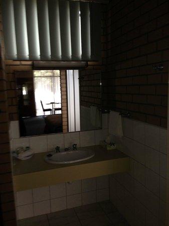 Econo Lodge Statesman Ararat: Sink area