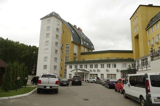 Hotel Verhovina : Отель