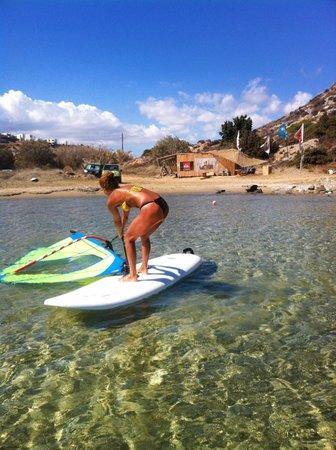 Agios Prokopios, Grækenland: Learning