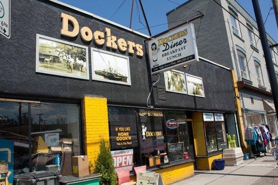 Docker's Diner